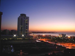 Tripoli_by_night