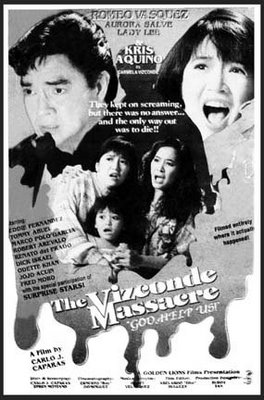 Poster of one of Caparas' movies complete with infamous sub-title