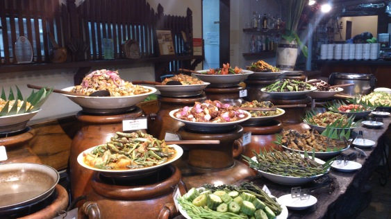 The Buffet at Bale Capampangan